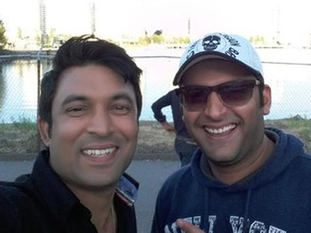 Chandu and Kapil